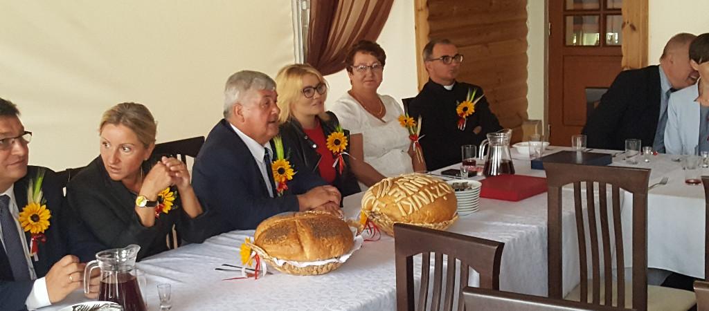 Dożynki Gminy Wojnicz w Więckowicach