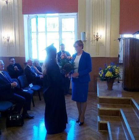 Inauguracja roku akademickiego 2017/2018 w Tarnowskiej Szkole Wyższej